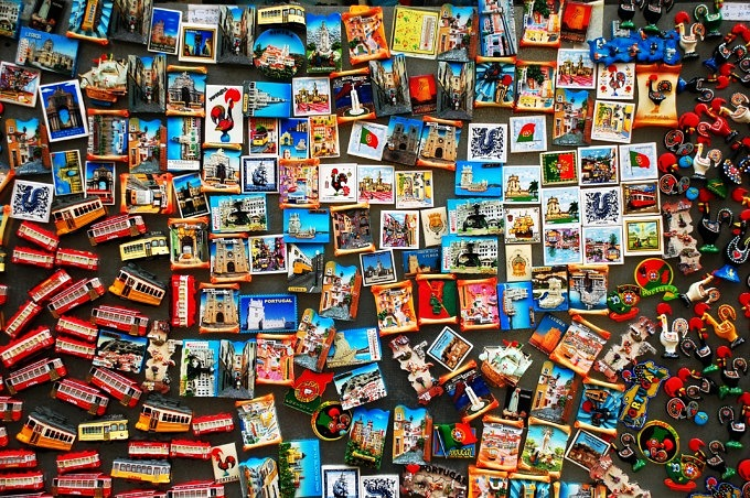 Souvenirs_Mitbringsel_Kitsch, Touristen, Tourismus