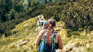 Urlaub 2020, Wandern