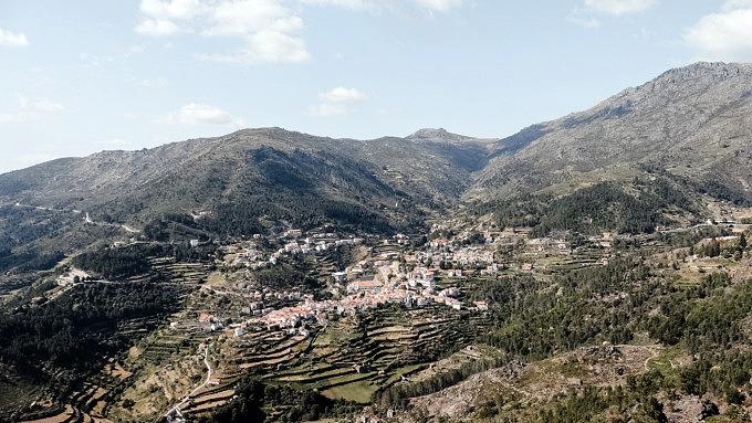 Serra da Estrela, Aldeias de Montanha