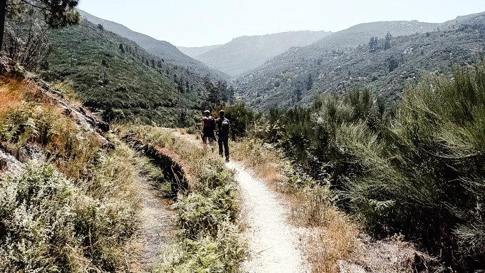 Serra da Estrela, Caminhos de Montanha