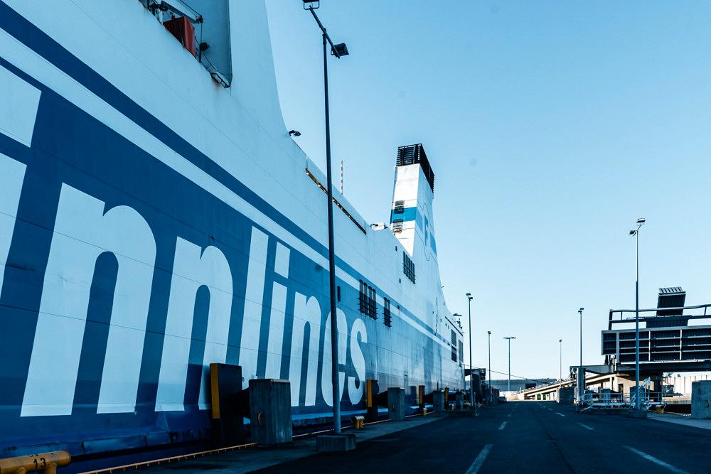 Fähre Finnland Deutschland, Finnlines