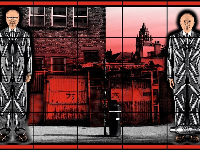 Events Tessin, Gilbert & George