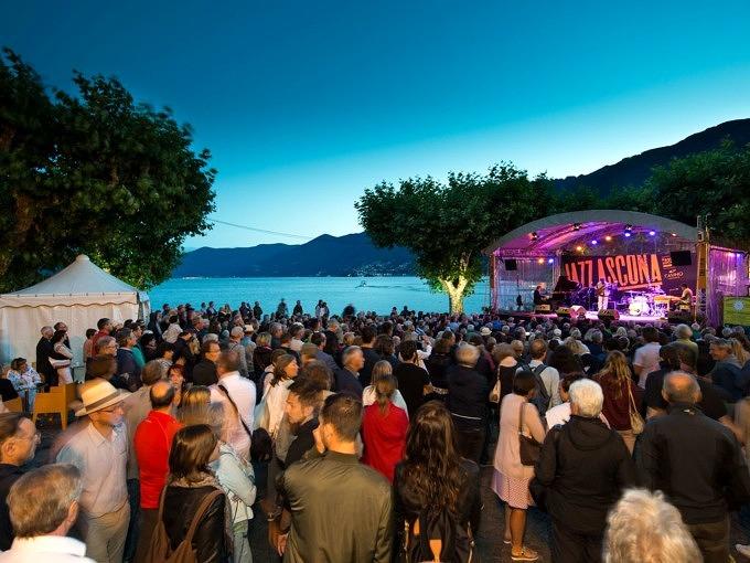 Events Tessin, JazzAscona