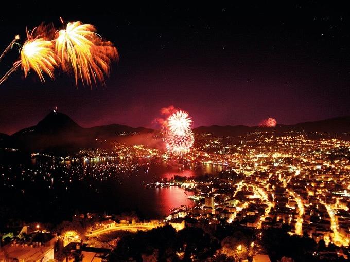 Events Tessin, Lugano