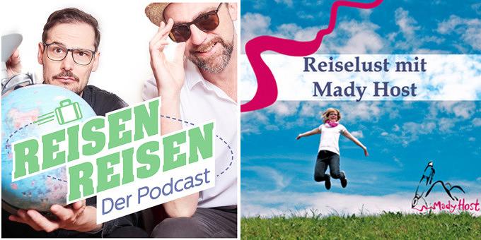 Reisen Reisen | Reiselust mit Mady Host