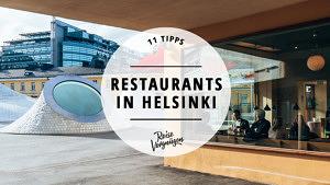 Restaurants in Helsinki