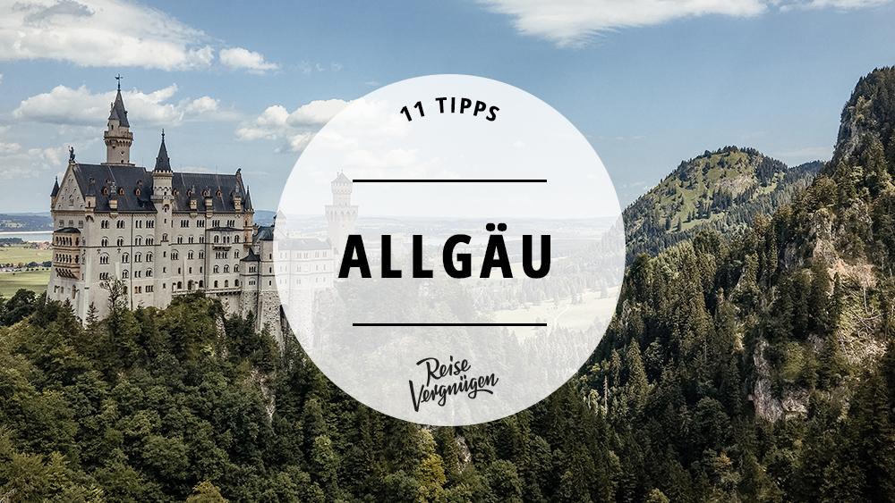 Urlaub Allgäu Bayern
