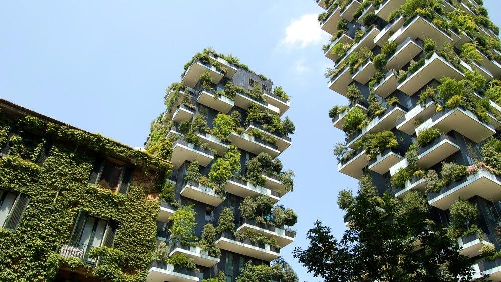 bosco verticale, Nachhaltigkeitsprojekte