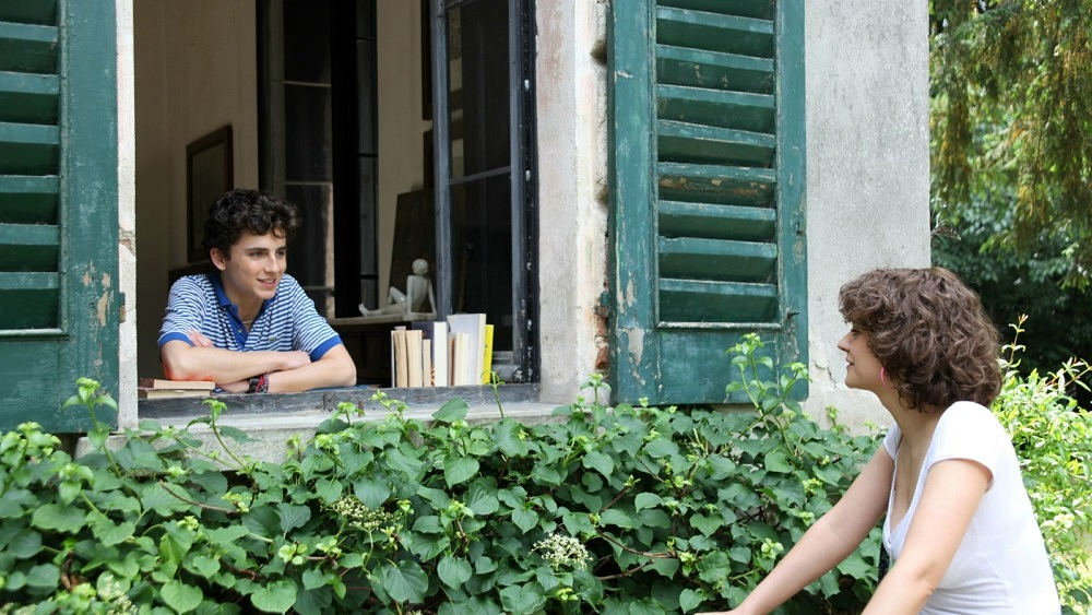 Call Me By Your Name, Filme Europa
