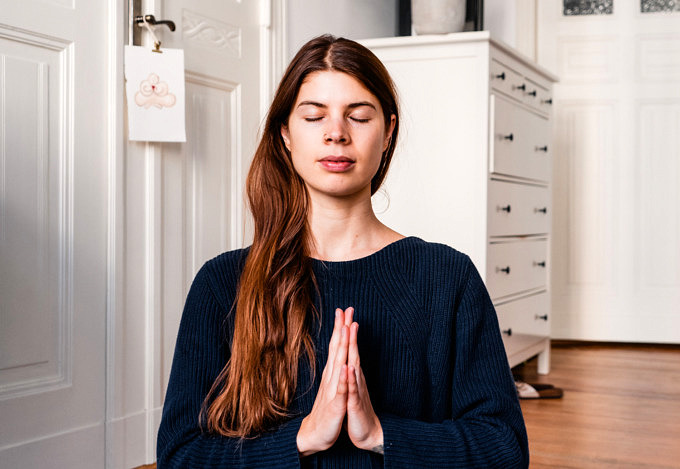 Milena_Yoga Retreat Zuhause