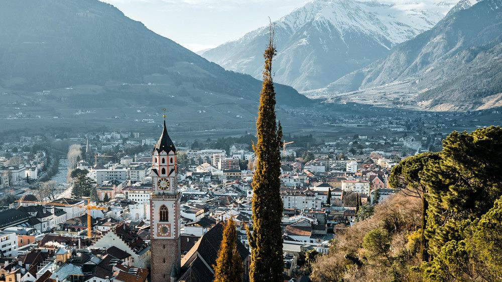 Südtirol, Meran, Italien