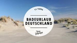 badeurlaub deutschland, Strände Deutschland