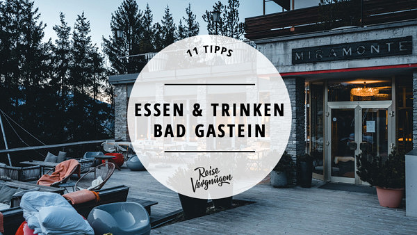 Restaurants in Bad Gastein, essen Bad Gastein