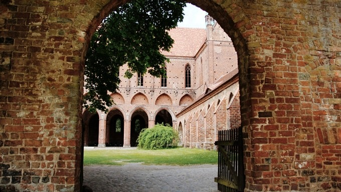 Radtouren in Deutschland, Kloster Chorin