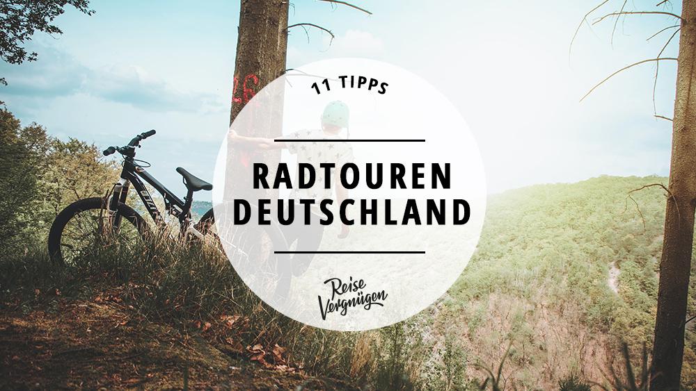 Radtouren in Deutschland