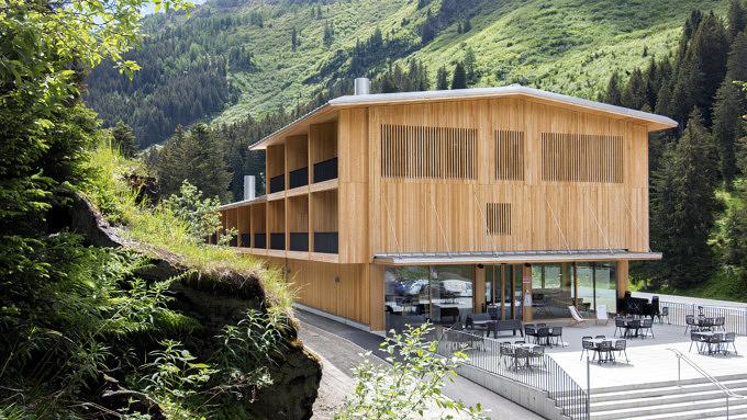 campra alpine lodge & spa