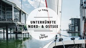 Ferienunterkünfte Nordsee Ostsee