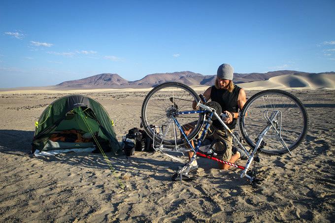 nicht anderweitig verwendbar_Desert Camp, Nevada_Dirk Rohrbach