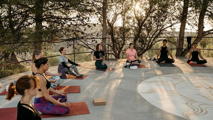 Yoga Spirit Circle_Andalusien