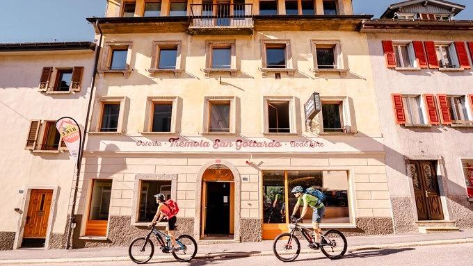 Bed & Bike Tremola San Gottardo