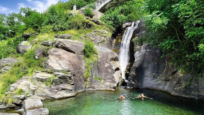 Cascata Santa Petronilla
