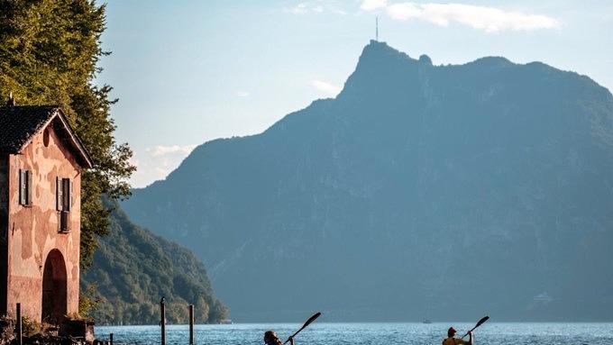 Kayak Lugano
