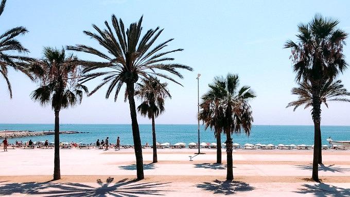 Barcelona_Strand