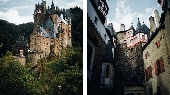 Mosel, Burg Eltz, Rheinland Pfalz