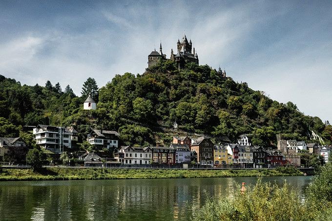 Mosel, Cochem, Rheinland Pfalz