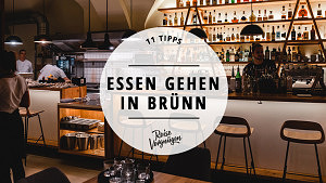 Restaurants in Brünn