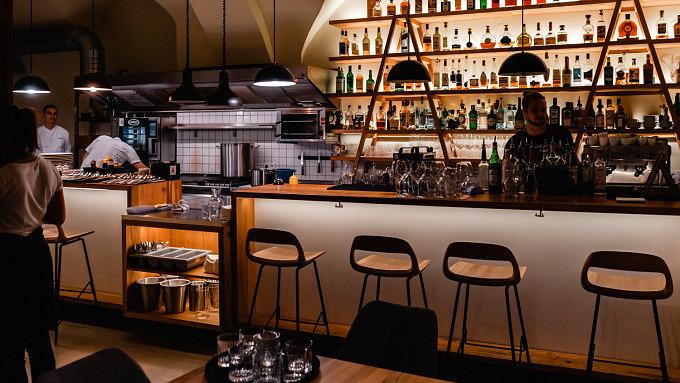 Atelier Cocktail Bar & Bistro, Restaurants in Brünn