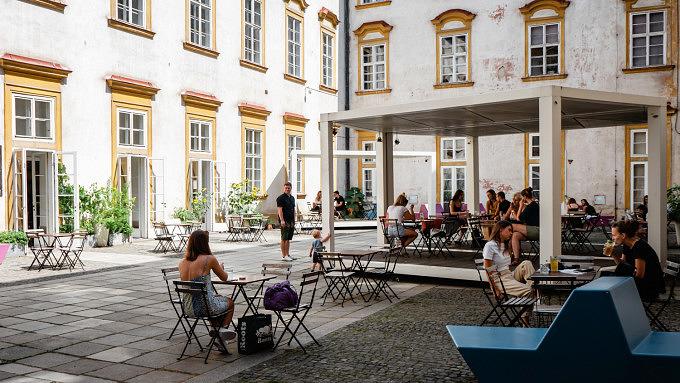 Café Morgal, Restaurants in Brünn