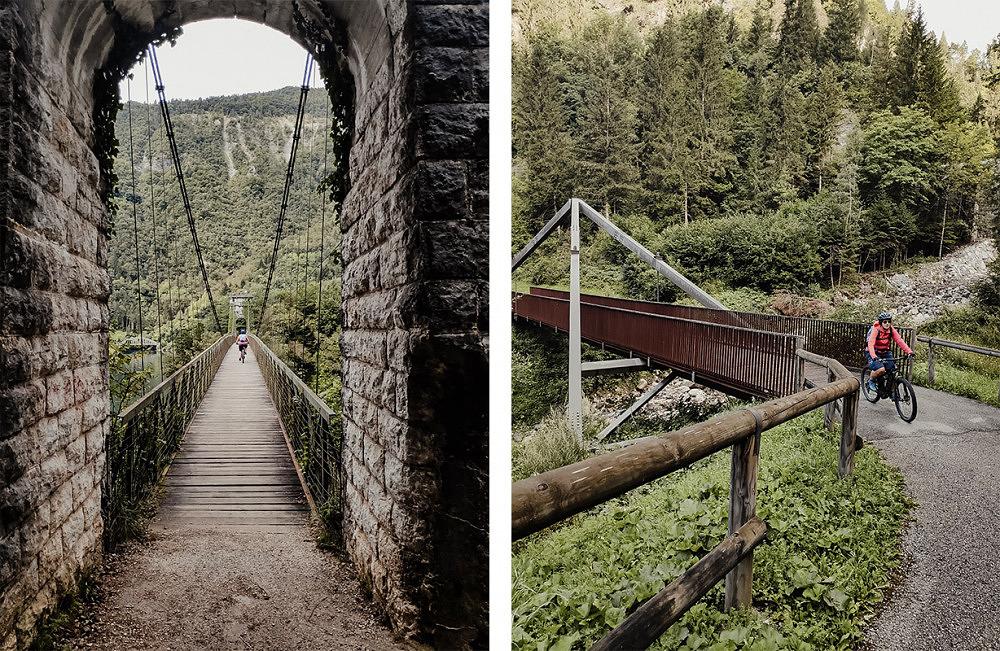 Alpenüberquerung, Brentatal