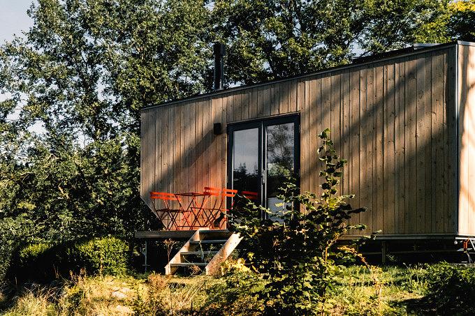 Green Tiny Houses Salemer See_Herzogtum Lauenburg_Schleswig-Holstein