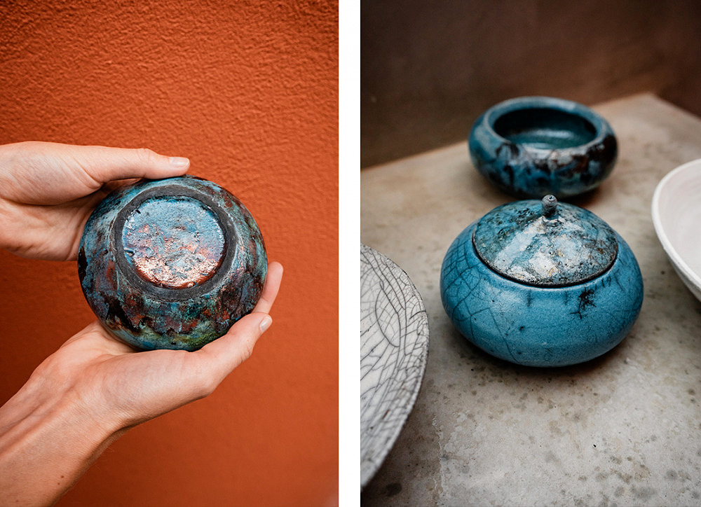 Unplanned Überraschungsreise, Portugal, Keramik José Siphioni