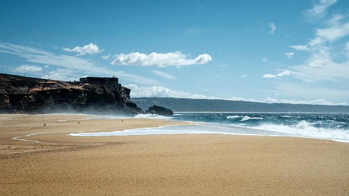 Surfen_Portugal_Atlantikküste_Nazaré Unplanned Überraschungsreise, Portugal, Nazaré