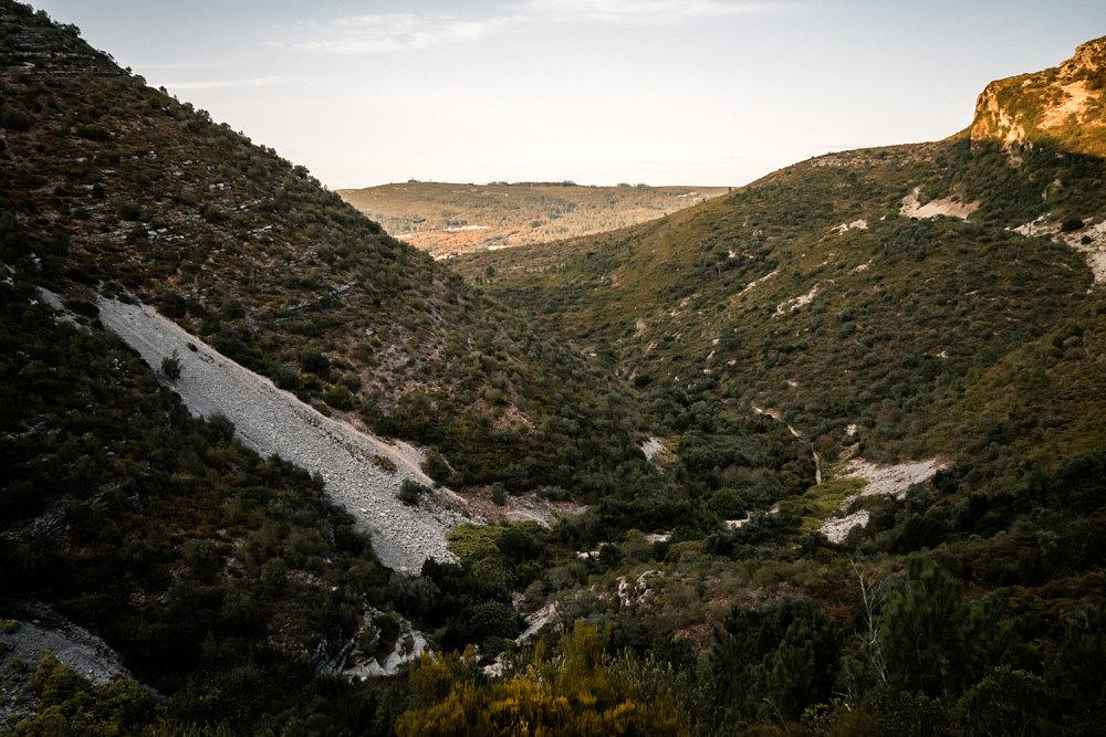 Unplanned Überraschungsreise, Portugal, Wanderung Fornea