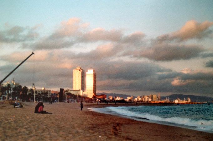 Urlaub Nebensaison, Barcelona