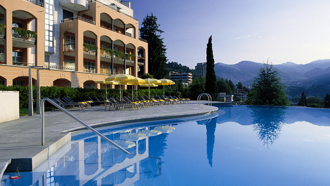 Villa Sassa Hotel, Spa Tessin, Wellness Hotels Tessin