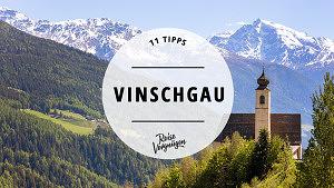 vinschgau guide