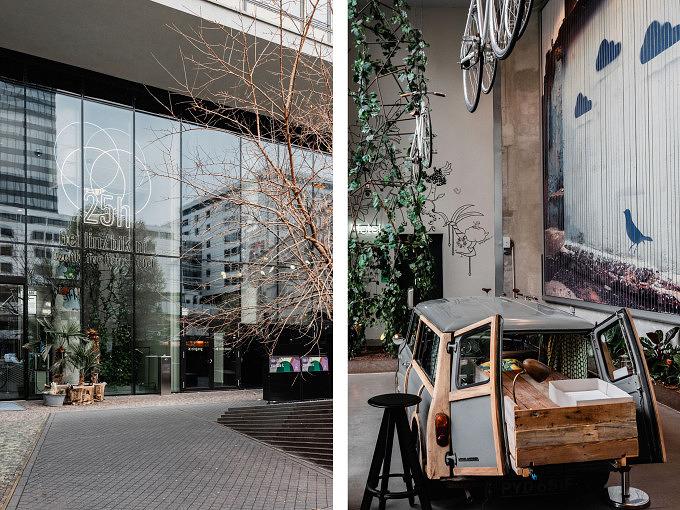 Seatti, 25hours Hotel Berlin