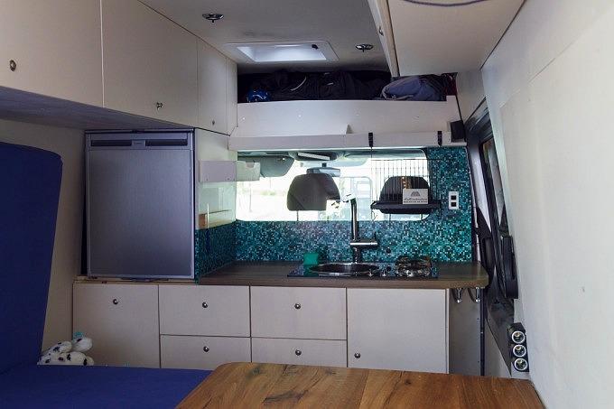 Ausbau Camper Van