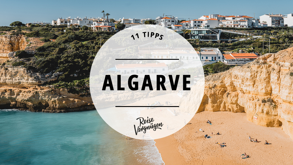 Algarve Urlaub Portugal
