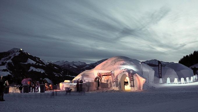 SkiWelt Wilder Kaiser Brixental, Winter in Tirol, Österreich