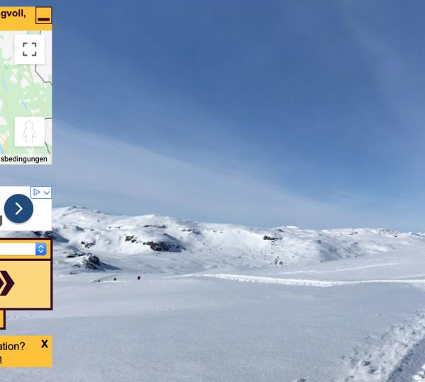 Screenshot Random Street View