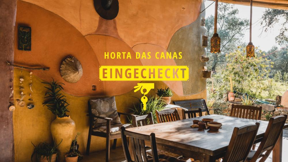 Horta das Canas, Ferienhaus Algarve, Portugal