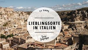 Liebglingsorte Italien