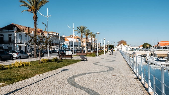 Vila Real de Santo Antonio, Portugal