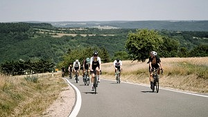 CinCin Cycling, Radfahren Wein
