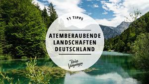 atemberaubende landschaften deutschland, Plansee, Bayern